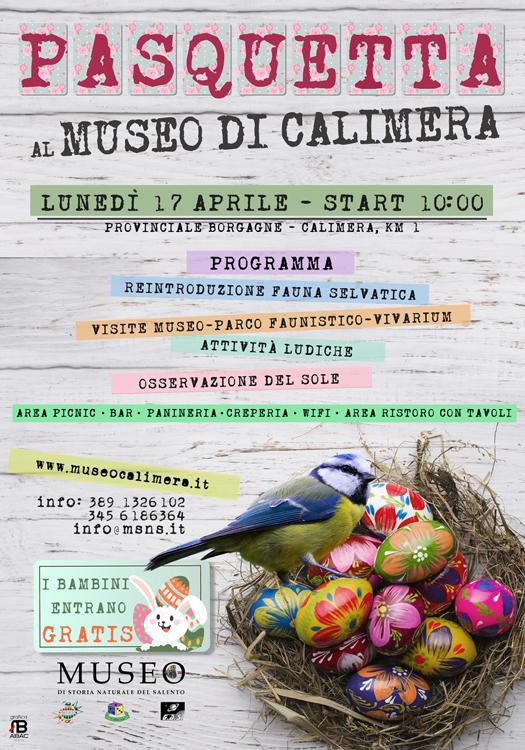 Pasquestta Museo Calimera