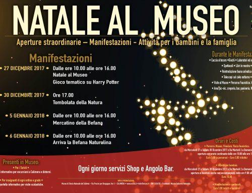 IL MUSEO A NATALE E OLTRE