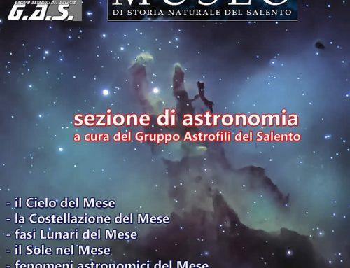 Astronomia Novembre